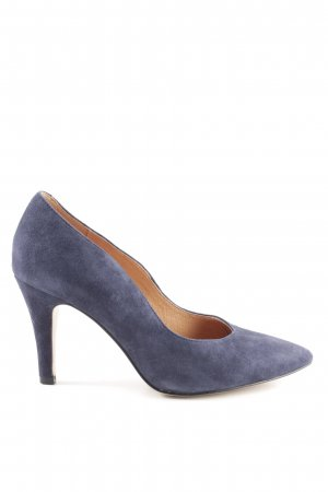 Caprice High Heels blue business style
