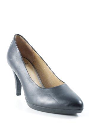 Caprice High Heels black elegant