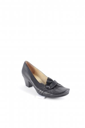 Caprice Hochfront-Pumps schwarz Casual-Look