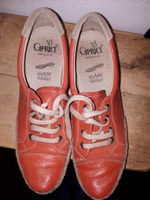 Caprice Leder-Sneaker Gr. 39