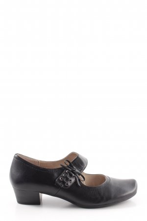 Caprice Mary Jane Pumps black casual look