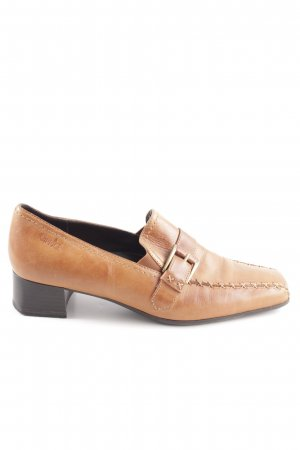 Caprice Slip-on Shoes nude casual look