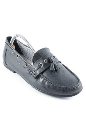 Caprice Schlüpfschuhe schwarz schlichter Stil