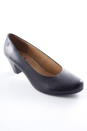 Caprice Spitz-Pumps schwarz klassischer Stil