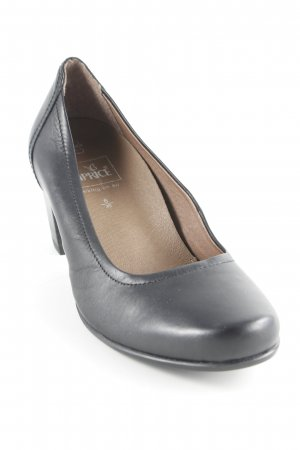 Caprice Stiletto noir style simple