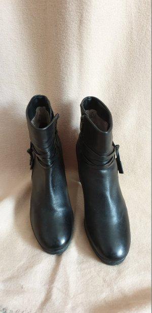 Caprice Stiefeletten schwarz Gr.40,5