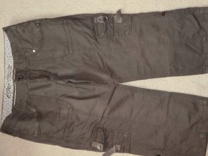 Esprit Capris brown cotton