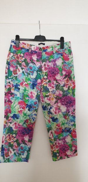 Lands' End Pantalone Capri multicolore