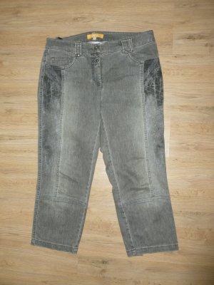 Biba 3/4 Length Trousers grey