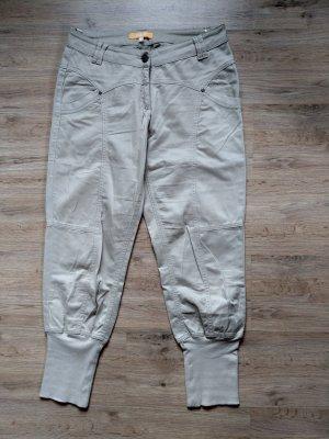 Biba Pantalone a 7/8 beige chiaro