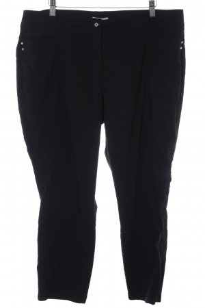 Capris black casual look