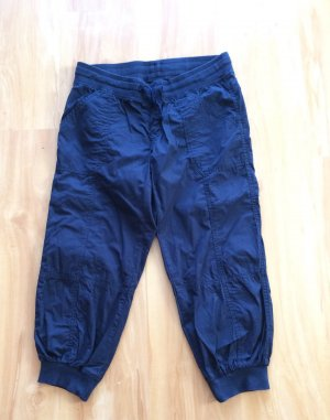 Caprihose Shorts Hose Colours of the World Größe 34 neu dunkelblau