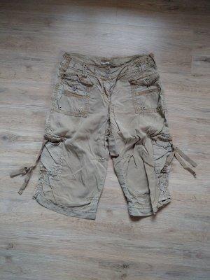 Cambio Pantalone Capri color cammello