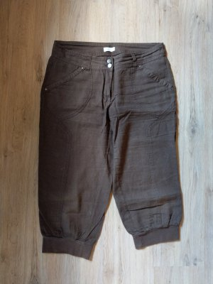 Vero Moda Capris brown