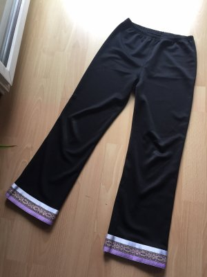 Pantalón capri multicolor