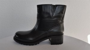 Car Shoe, Biker-Boots, Leder, schwarz, 41, neu, € 800,-