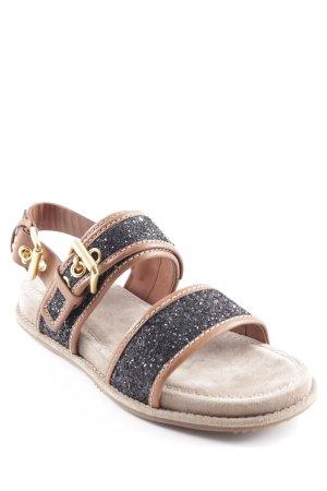 Car Shoe Sandalen met bandjes veelkleurig Beach-look