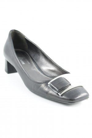 "Car Shoe Backless Pumps ""Calzature Donna"""