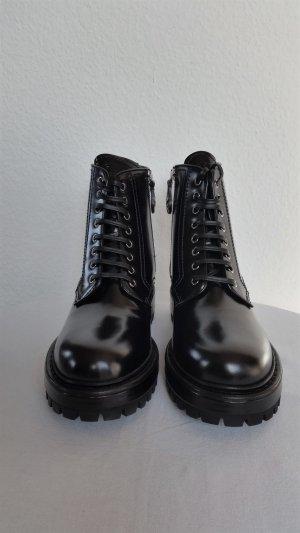 Car Shoe, Stiefeletten, Leder, schwarz, 40, neu, € 890,-