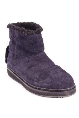 Car Shoe Botas de invierno negro look Street-Style