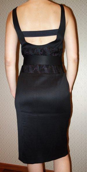 Caractere Rückenfrei Kleid Gr. 36 wie neu!