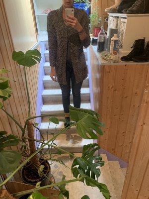 Pimkie Coarse Knitted Jacket black-grey