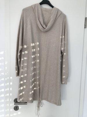 0039 Italy Cardigan tricotés crème-blanc cassé