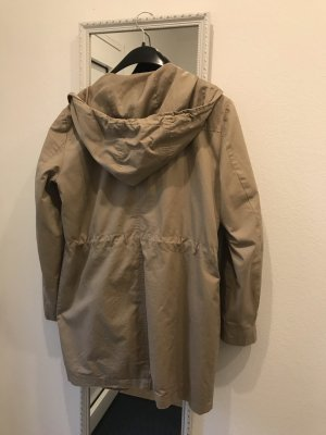 Vero Moda Hooded Coat oatmeal