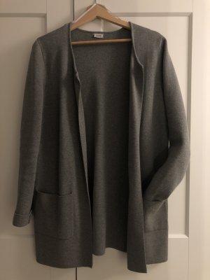 Pimkie Cappotto a maglia grigio-grigio chiaro Cotone