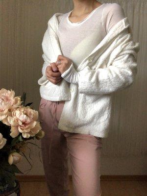 3/4 Length Jeans white