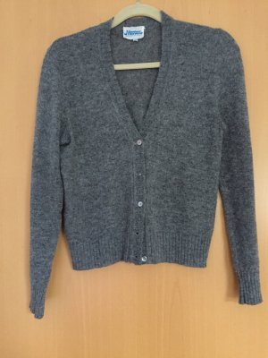Wool Sweater silver-colored-grey new wool