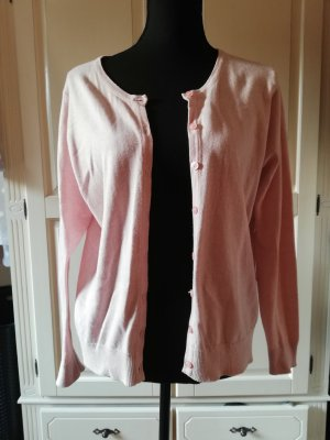 Atmosphere Cardigan rosa pallido