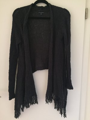 American Eagle Outfitters Cardigan dark blue