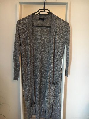 Tally Weijl Gilet tricoté gris clair-gris