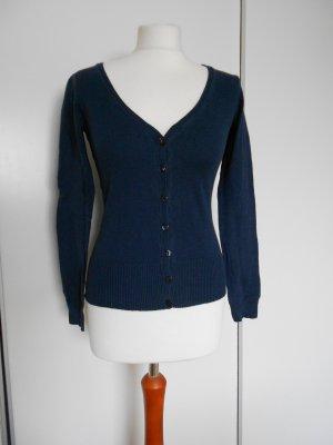 Cardigan blau H&M Größe 36