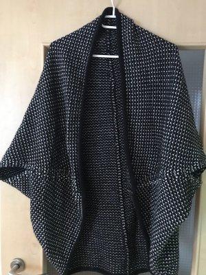 Opus Cardigan tricotés noir-blanc