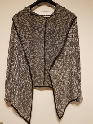 Cardigan / Cape mit Kapuze von Review in Gr. S