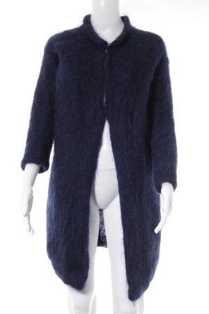 Cardigan dunkelblau Casual-Look