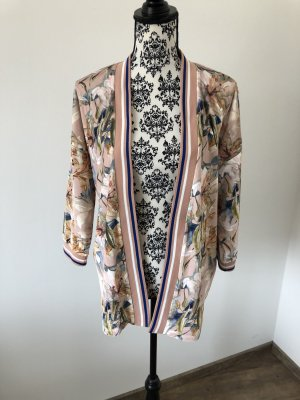 Esprit Veste or rose-bleu foncé