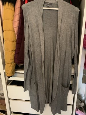 Atmosphere Giacca in maglia grigio