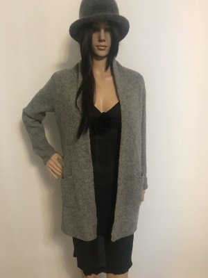 Woolrich Moda grigio-grigio scuro Lana d'alpaca