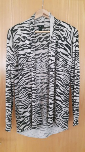Cardigan H&M im Animalprint