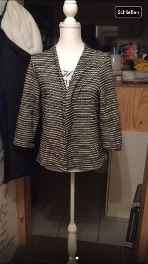 Cardigan in boucleoptik