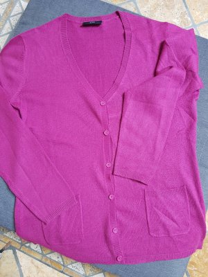 Cardigan in Pink