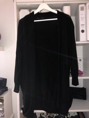 Cardigan in schwarz Gr. 42