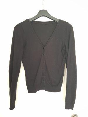 Cardigan in schwarz von H&M in S
