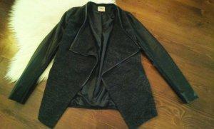 Cardigan/Jacke/Blazer schwarz/grau Vero Moda Gr. XS