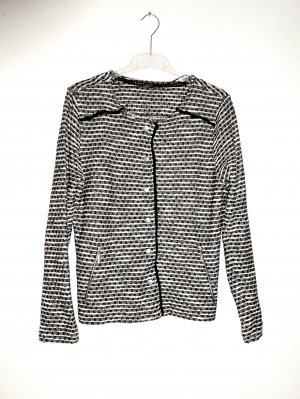Street One Knitted Blazer white-anthracite