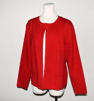Cardigan, Jacke rot von Gerry Weber Gr.40