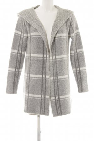 Key Largo Cardigan Karomuster Casual-Look